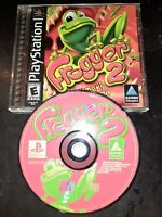 Frogger 2: Swampy's Revenge (Sony PlayStation 1, 2000) *BUY 2 GET 1 FREE*