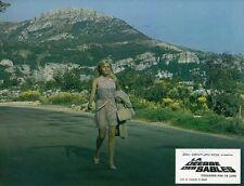 SEXY OLGA SCHOBEROVA THE VENGEANCE OF SHE  1968 VINTAGE LOBBY CARD #5