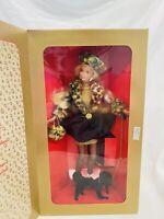 Vintage Doll Barbie Shopping Chic #14009 Spiegel 1995 Poodle Dog NRFB  w/ Stand
