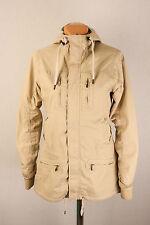 Bergans of Norway 2405 Tonsberg Lady Beige Veste à capuche manteau taille S