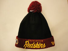 NEW ERA CAP USA NFL WASHINGTON REDSKINS BOMMEL MÜTZE BEANIE FOOTBALL REDUZIERT!
