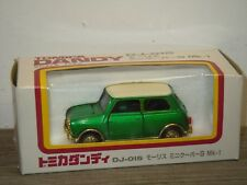 Morris Mini Cooper S MK-I - Tomica Dandy DJ-015 Japan 1:43 in Box *36421