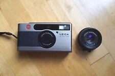 RARE Leica 40mm F2.4 Minilux Summarit Lens M mount leica m sony a7rii