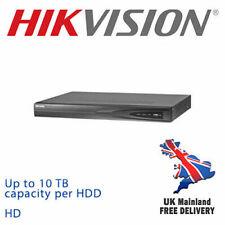 Hikvision DS-7604NI-K1/4P 4 Channel NVR POE IP Cameras 4K 8MP Recording