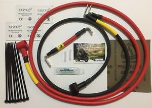 ES-33 Ducati 821 Hypermotard & 821 Hyperstrada Hi Cap Electric Upgrade Cable Kit