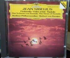 Sibelius: Finlandia; Valse Triste; Tapiola; Der Schwan von Tuonela (cd9007)