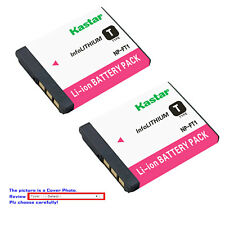 Kastar Replacement Battery for Sony NP-FT1 & Sony Cyber-shot DSC-T5/R Camera