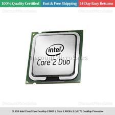 SL9S8 Intel Core2 Duo Desktop E6600 2 Core 2.40GHz LGA775 Desktop Processor