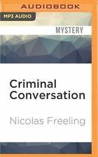 Inspector Van der Valk: Criminal Conversation 5 by Nicolás Freeling (2016,...