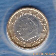 Belgique 2005 1 euro FDC BU provenant coffret 38012 exemplaires - Belgium