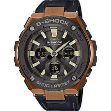 CASIO G-SHOCK SOLAR WATCH RELOJ HOMBRE RADIO COCKPIT 200 M GST-W120L-1AER