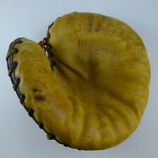 Vintage Wilson Leather Softball Right Handed Thrower Catcher's Mitt Glove A9860