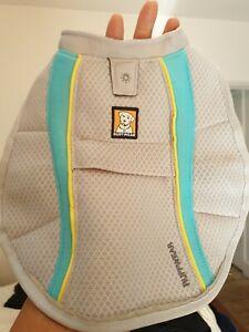 Ruffwear Size XXS Grey Dog Swamp Cooler Cooling Coat Jacket (Aa10)