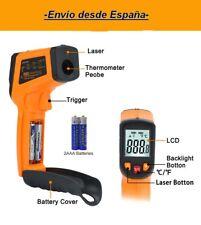 Termometro infrarrojo temperatura MT380 ( IR Laser Infrared Digital Temperature)
