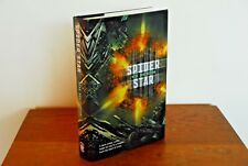 Spider Star by Mike Brotherton (2008, Hardcover DJ 1st/1st LN/LN)