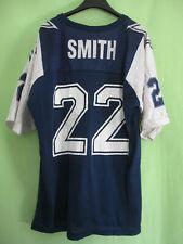 Maillot Cowboys Dallas Emmitt Smith Football Americain #22 Champion jersey - 44