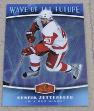 2006-07 Flair Showcase Wave of the Future #WF13 Henrik Zetterberg - NM/M