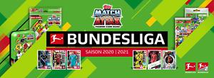 Match Attax Bundesliga 2020/21 - Single Limited Edition/Legend/XL Cards