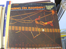 Ramsey Lewis Trio - Hang On Ramsey LP Cadet LPs-761 Stereo m-