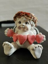 Dreamsicles figurine Valentine's love cherub hearts