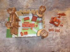 Marx King Arthur's Midieval Play Set almost Complete