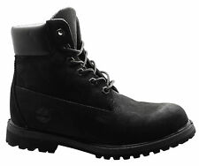 Timberland 100% Leather Lace Up Casual Boots for Women