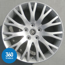 "GENUINE MASERATI QUATTROPORTE 18"" QP FRONT CROSS SPOKE ALLOY WHEEL 237493"