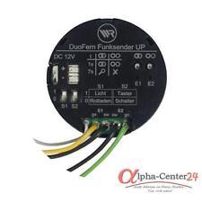 Rademacher DuoFern Transmisor de radio Actuador UP 9497 Interruptor inalámbrico