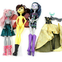 Monster High Doll Moucedes Elle Luna Boo York Gala Mouse Wings Outfit Shoes