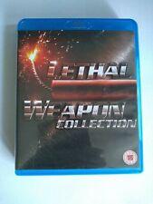 Lethal Weapon Collection - 1 - 4 Boxset (Blu-ray, 5-Disc Set, Box Set)