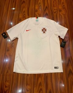 Portugal away football shirt 2018-2019 jersey soccer