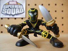 Marvel Super Hero Squad VERY RARE RONIN (Hawkeye Alias) from Wave 10