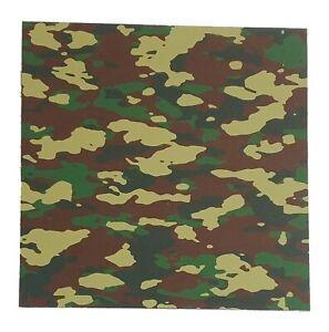 Camouflage Tarn Kydexplatte Kydex Platte Thermoplast Bushcraft 300x300 2mm