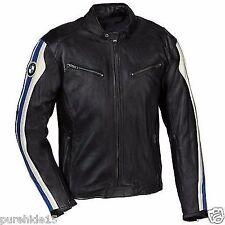 Veste en cuir de moto BMW Veste en cuir Rider Taille personnalisée gratuite