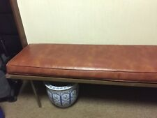 medical equipment, Welch Allyn, waiting room furniture, 6 chairs, bench.
