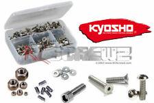 RCScrewZ Kyosho Turbo Burns Stainless Steel Screw Kit - kyo042