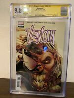 VENOM #7 CGC 9.8 1st Cameo appearance of Dylan Brock Knull. KING IN BLACK.