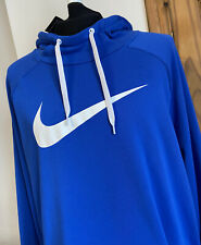 Nike Dry Pullover Hoody (AT3728 480) Size XXL New Hoodie