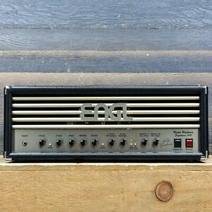 ENGL Ritchie Blackmore Signature 100 All-Tube 100W Guitar Amplifier Head #280670