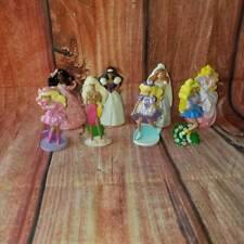 Vintage 1992 McDonalds Mattel Barbie 8 Piece Set Toys Cake Toppers