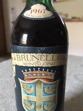 Brunello di Montalcino 1967 Ed. Limitata n° B3900