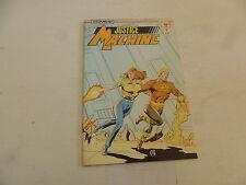 JUSTICE MACHINE Comic - No 17 - Date 05/1988 - Comico Comics