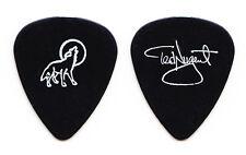 Ted Nugent Signature Black Guitar Pick - 1995 Spirit Of The Wild Tour