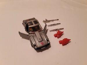 Vintage G1 Transformers Pre-Rub Bluestreak Takara Japan1982