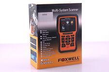 Foxwell nt510 pro OBD profundidades diagnóstico todos para unidades de control para jeep kodierfunktion