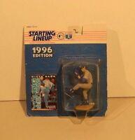 1996 HIDEO NOMO Los Angeles Dodgers Rookie grey Starting Lineup