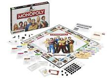 Monopoly The Big Bang Theory Game Brand New Sealed Board Game