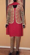 Pakistani Indian formal designer Salwar Kameez Party Wear M