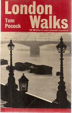 LONDON WALKS by Tom Pocock (1974) Arco pb