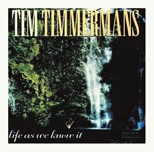 LIFE AS WE KNOW IT - Tim Timmermans .. CD ......... NEW